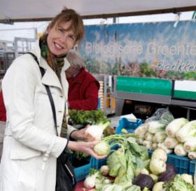 Ingrid Bolwerk - biologische groente kopen